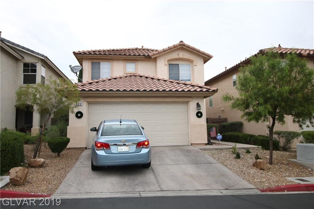 809 OLD MINE CREEK Lane, Las Vegas, NV 89134