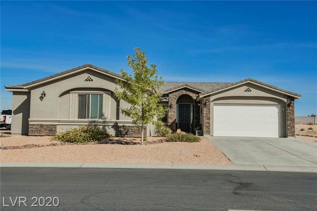 1532 PAINTBRUSH Way, Logandale, NV 89021