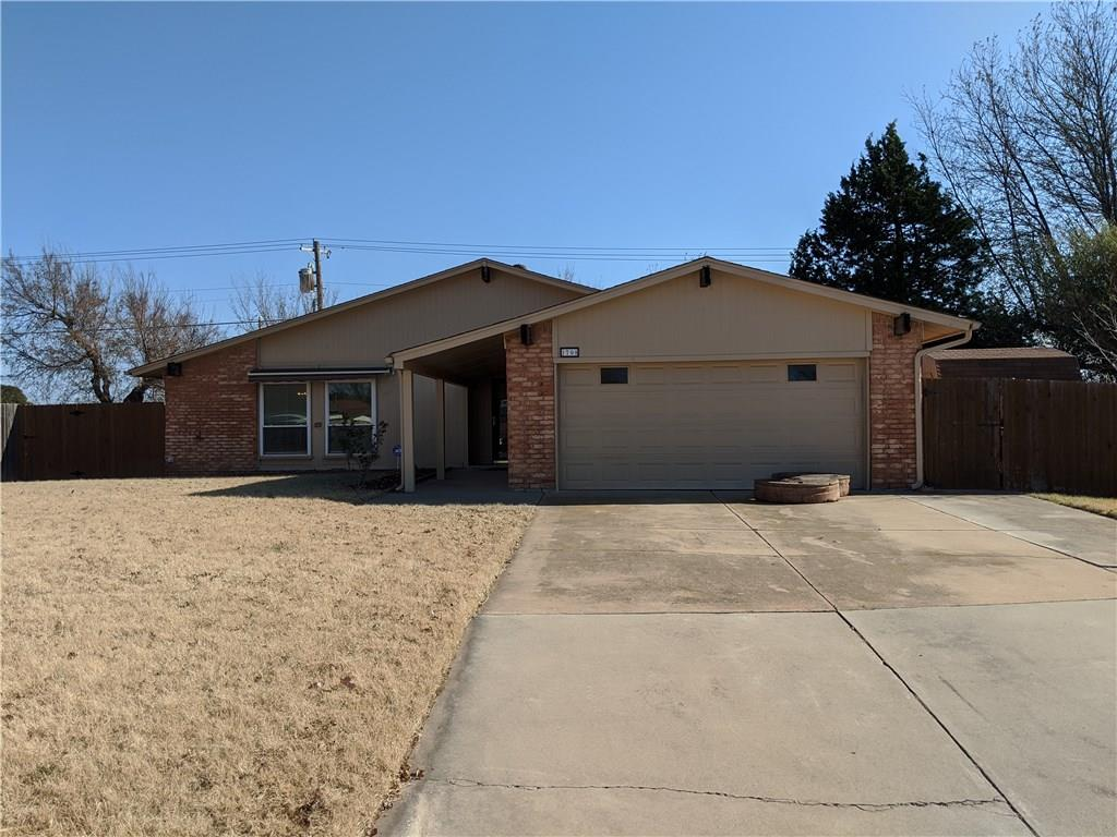 Wonderful one owner home on a large lot. Don't miss out on this well kept 4 bed, 2 bath, 2 living, 2 car garage home. Updated with double oven and range, bathrooms were updated, and laminate flooring in entry and hallway. 3 out buildings. Call today for your private showing.