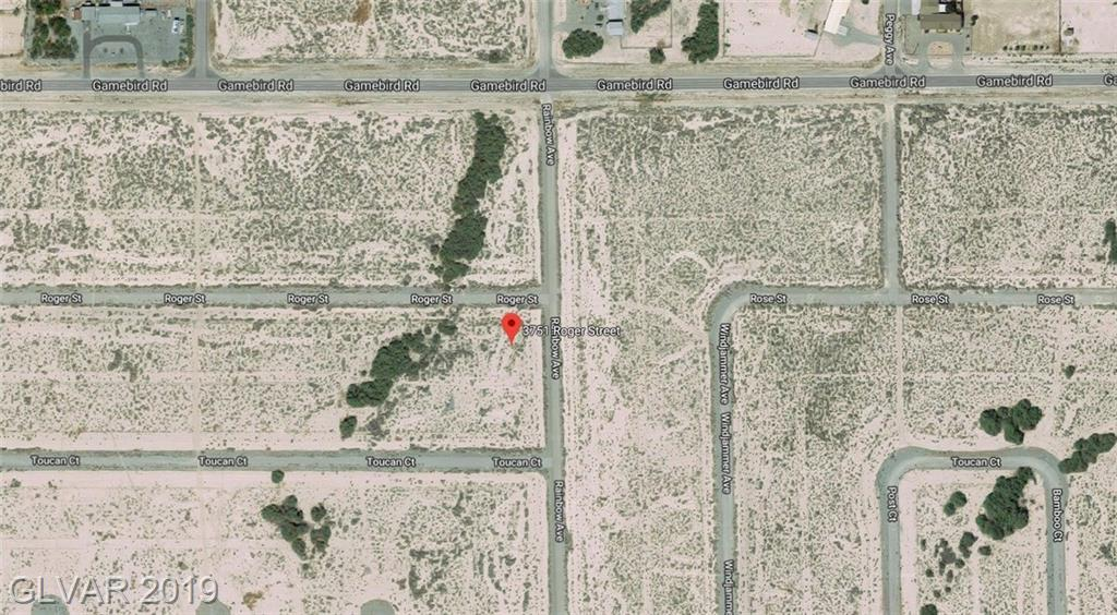 3571 E Roger, Pahrump, NV 89041