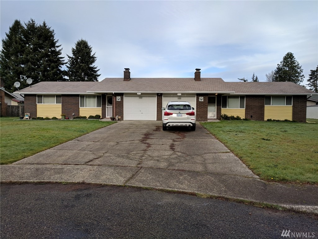 Well maintained 2 bed/1 bath rambler with 1-car garage! Laminate flooring in main living area, well laid out kitchen, patio and fully fenced back yard! Great Tumwater location, near shopping, schools, parks and I-5! Verifiable gross income of $4,185/mo+, No Pets/No Smoking. 1st month's rent+$1,145 security deposit+$250 turnover fee.