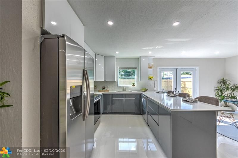 BEAUTIFULLY REMODELED MODERN 3/2 HOME IN OAKLAND PARK! BRAND NEW 2019 ROOF, NEW HURRICANE IMPACT WINDOWS, NEW PAVER DRIVEWAY & BRAND NEW 2019 A.C. ! CUSTOM EUROPEAN KITCHEN, BATHROOMS, FLOORING, AND RECESSED LIGHTING THROUGHOUT. KITCHEN FEATURES QUARTZ COUNTER-TOPS AND BRAND NEW S/S APPLIANCES! FRESHLY PAINTED INSIDE & OUT + NEW IRRIGATION SYSTEM AND LANDSCAPING AND SOD! HURRY, THIS HOME WILL NOT LAST.