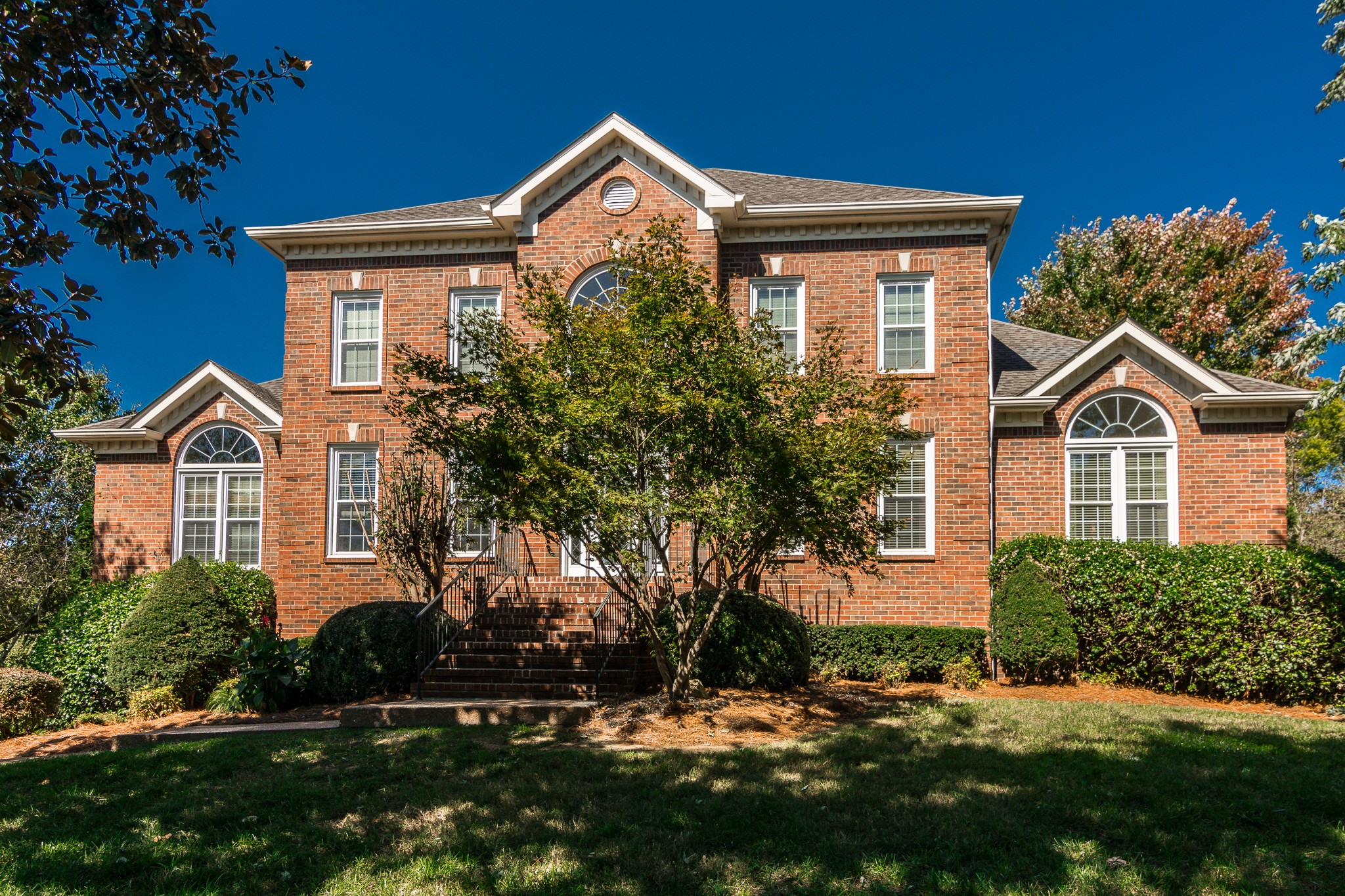 This well kept stately 5 bedroom 4.5 bath rear tandem 3 garage home sits in the center of great schools and optimum accessibility in and out of this sought after community of Central Brentwood's Best. Professionally measured. Checks all the boxes  with all the space and room to bring your creativity and added touches. Full walk out basement. Enlarged patio deck allows for maximum enjoyment of the beautiful trees that envelope the property.  Click link below to take the Video Tour.