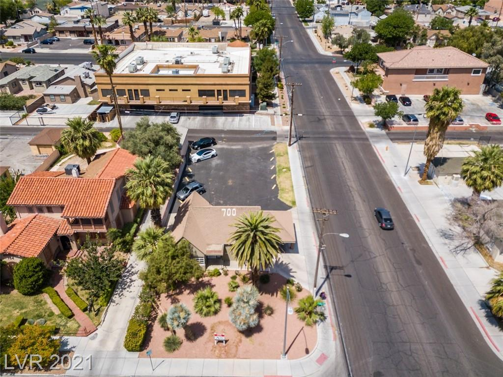 GORGEOUS CORNER LOT PROPERTY IN LAWYER'S ROW OF DOWNTOWN LAS VEGAS! FEATURING AMPLE PARKING, GREAT VISABILITY, CLOSE PROXIMITY TO ALL OF DOWNTOWN, AND RENOVATED INTERIOR! GREAT FOR INVESTORS OR FUTURE OWNER-USERS. THIS PROPERTY IS CURRENTLY LEASED ON A MONTH-TO-MONTH STATUS. TENANT IS WILLING TO STAY.  PLEASE DO NOT DISTURB TENANT.