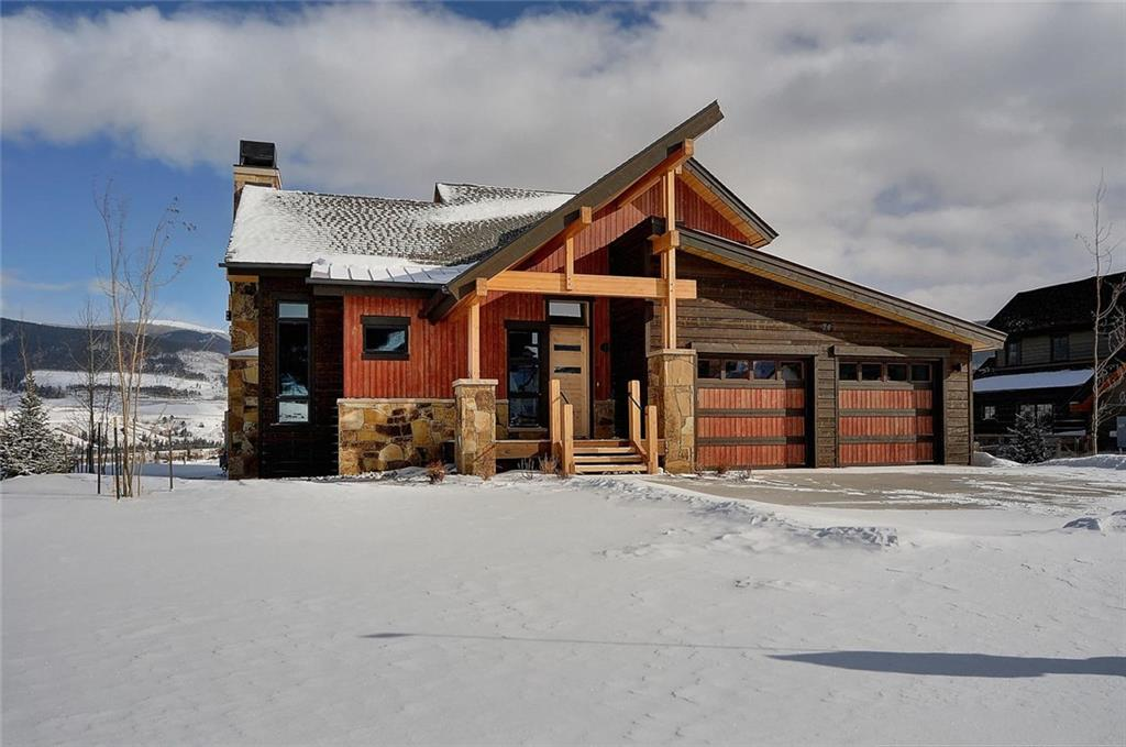 This home features a main floor master, main floor office, large windows capturing views to the Continental Divide, a lower level family room, and a 2-car heated garage. Located in one of Summit County's favorite neighborhoods and built by one of the original developers of Whispering Pines Ranch!