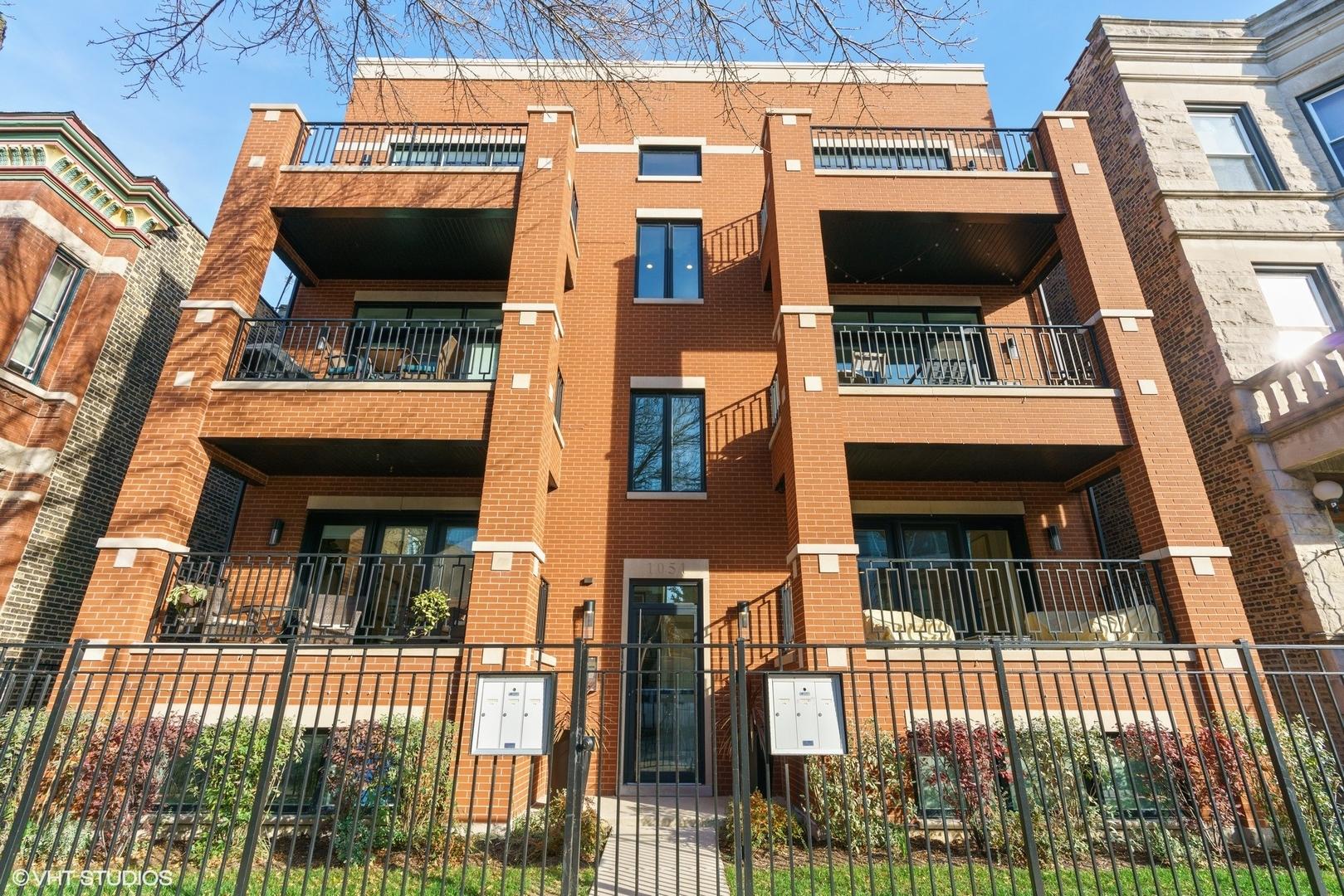 1051 N Damen Avenue 1N, Chicago, IL 60622