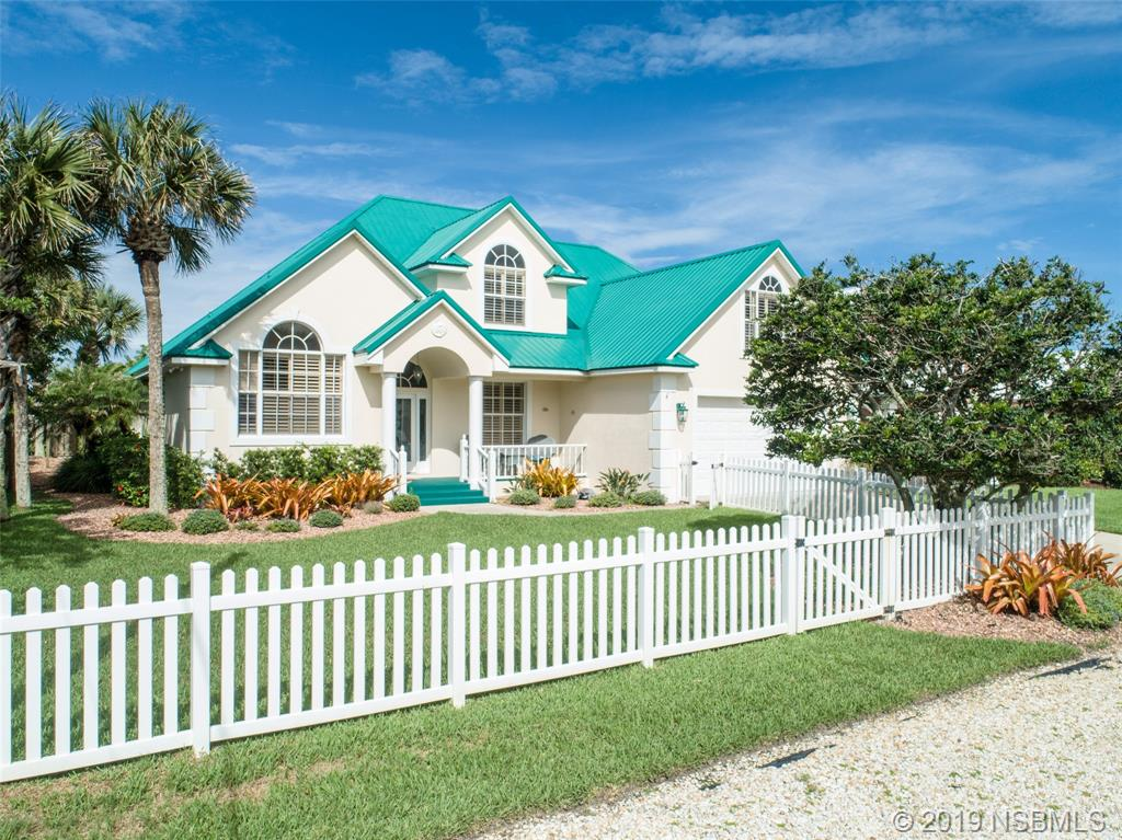 4724 Van Kleeck Drive, New Smyrna Beach, FL 32169