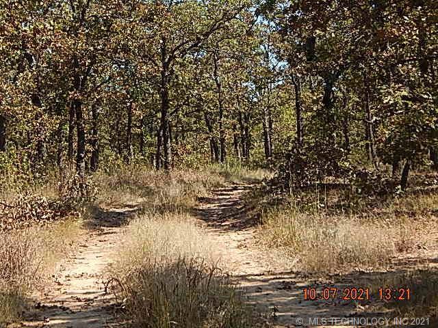 536 N Coal Creek Road, Atoka, OK 74525