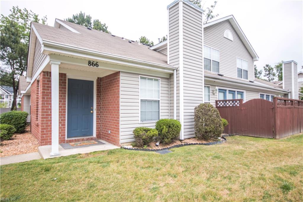 866 Miller Creek Lane, Newport News, VA 23602