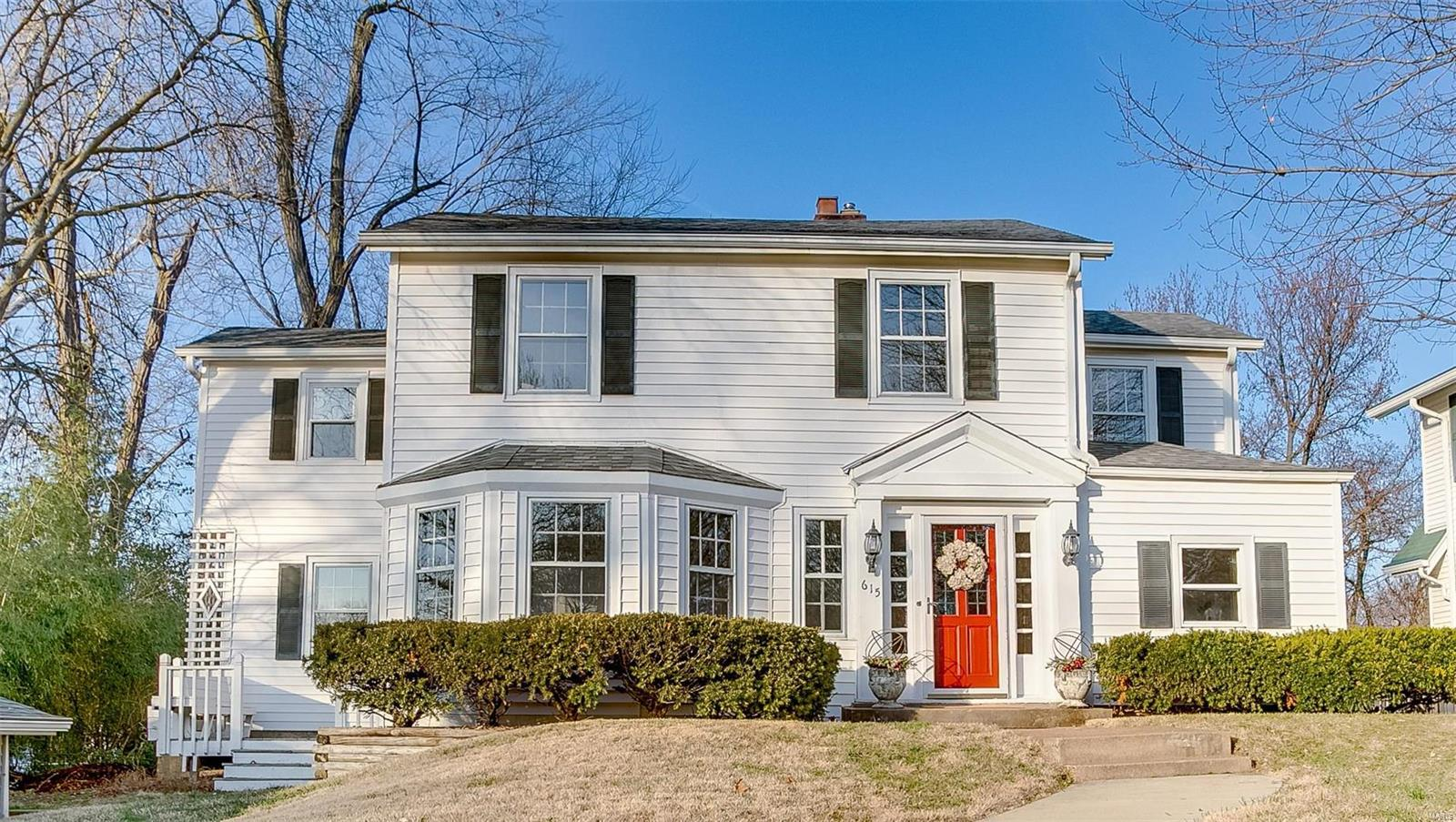 615 Fairview Avenue, Webster Groves, MO 63119