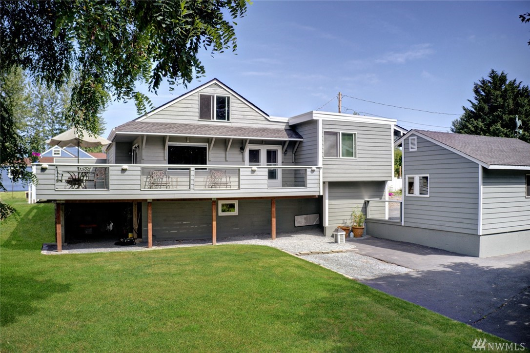 One-Of-A-Kind Estate on 1.88 acres! This mid-century Craftsman has been completely renovated top-to-bottom.  Deco tile ceilings & ornate crown moldings adorn the Living & Main Bedrooms while beadboard wainscoting accent other areas throughout this home.  The finished basement includes a full kitchen and 3/4 bath offering numerous possibilities. Outside, the fruit trees, grape arbors, walnut trees & multiple outdoor living spaces grant the owner(s) year-round enjoyment and Close-in privacy.