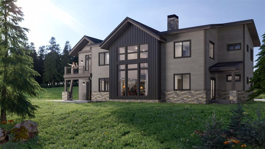This distinctive Cascade retreat offers 5 bedrooms and 5.5 baths with generous living spaces. The home sits on the lot perfectly to take advantage of the staggering views of Lone Peak and ski-in, ski-out access. The home is being finished with exquisite details, radiant floor heat throughout, a beautiful gourmet kitchen and elegant bathrooms.