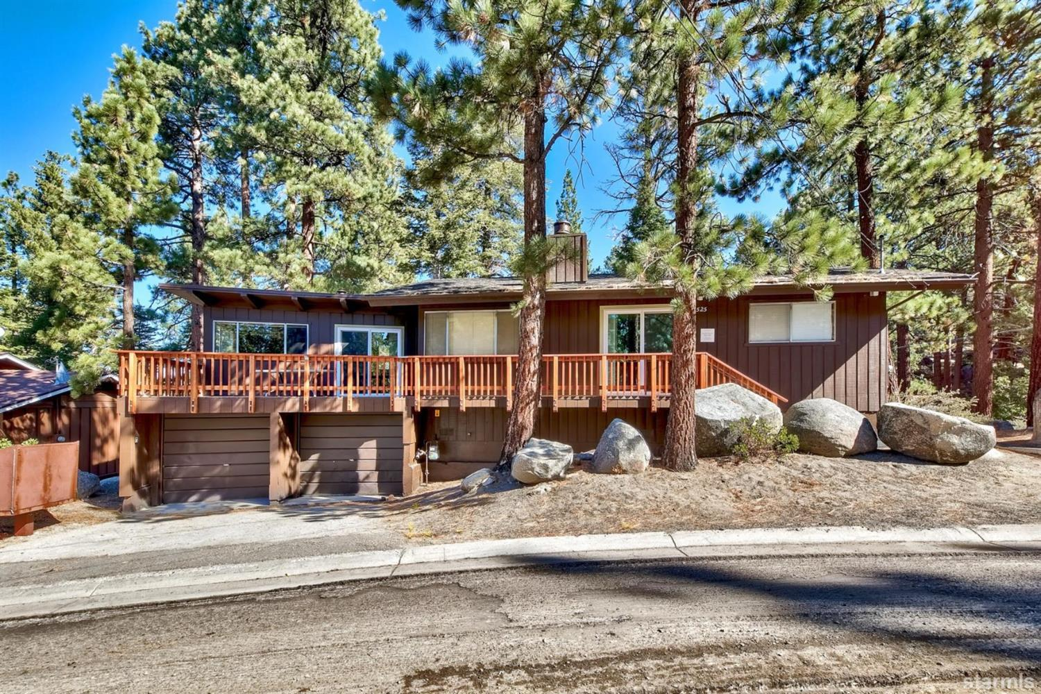 3525 Rocky Point Road, South Lake Tahoe, CA 96150