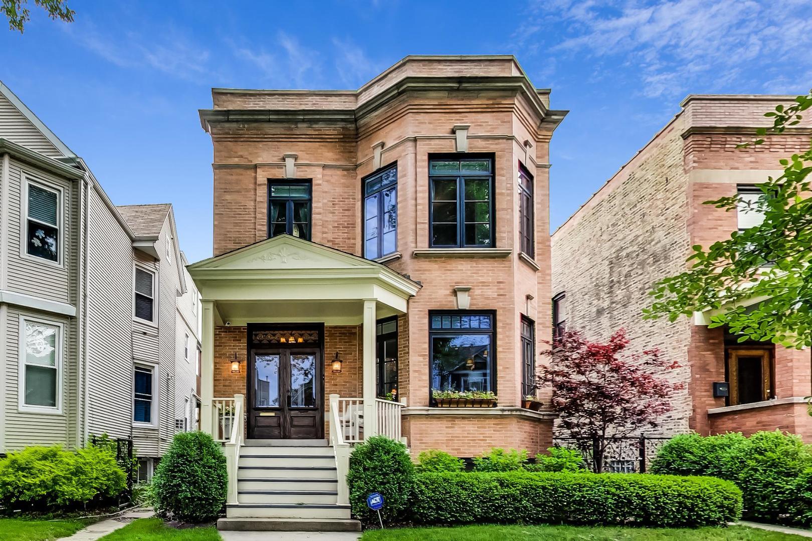 3637 N Hamilton Avenue, Chicago, IL 60613