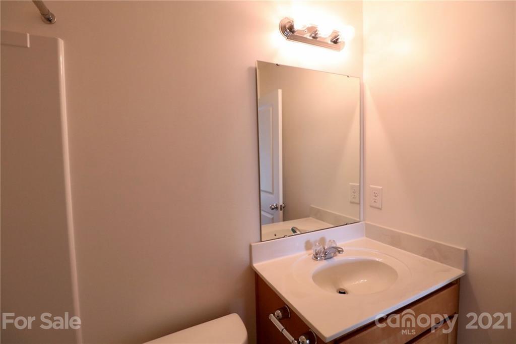 Third level bathroom