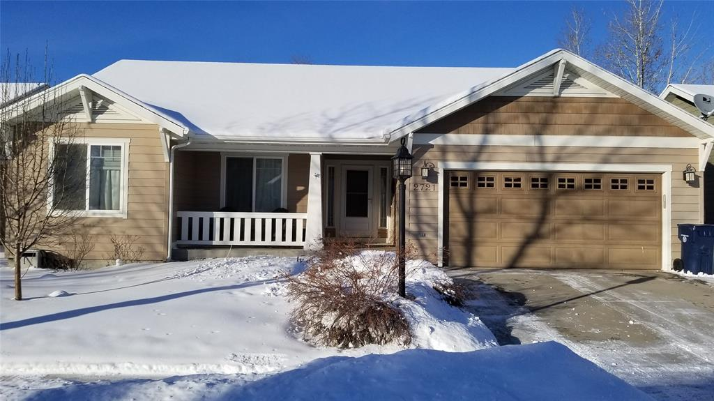 Single level ranch style home located in Harvest Creek.  The home features a sizeable master bedroom with a large walk-in closet and full bath, as well as two other nice sized bedrooms.  The dining room and kitchen are just off the spacious living room, which has a gas fireplace and multiple windows offering natural light.  Enjoy the mature trees and extensively landscaped and fenced backyard with underground sprinklers from under the covered patio.  This desirable subdivision provides a large playground, basketball court, open spaces connected by a trail system, convenience to schools, shopping and restaurants and is within walking distance to the Regional Park.