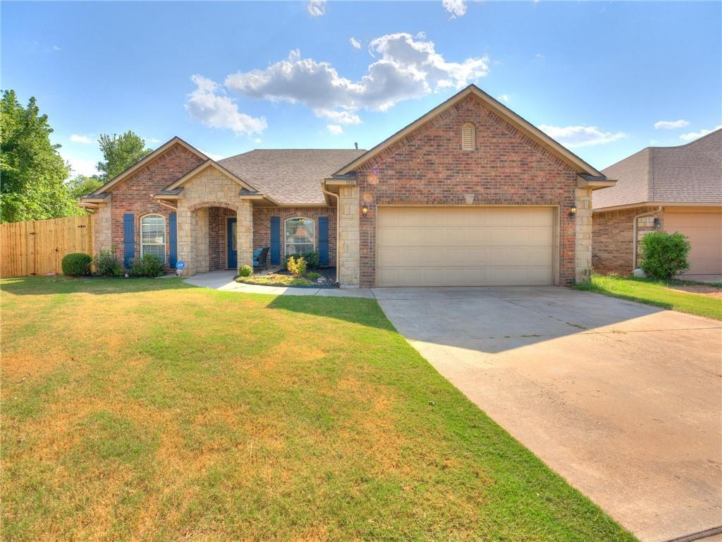 Beautiful home within minutes to OU, shopping, & downtown Norman.... the end of a culdesac, larger yard than most! It has 3 beds, 2 bath, with study, new flooring in dining room and study, new fencing (2021), back fence to be installed, new roof & gutters (2020), nice sized kitchen, with breakfast nook, with popular split and open floor plan. OEC Fiber Optic available. Great covered back patio, so much to appreciate!! Listing agent is owner. Due to multiple offers, highest and best due by Wednesday, Sept 15, at 5:00 pm.