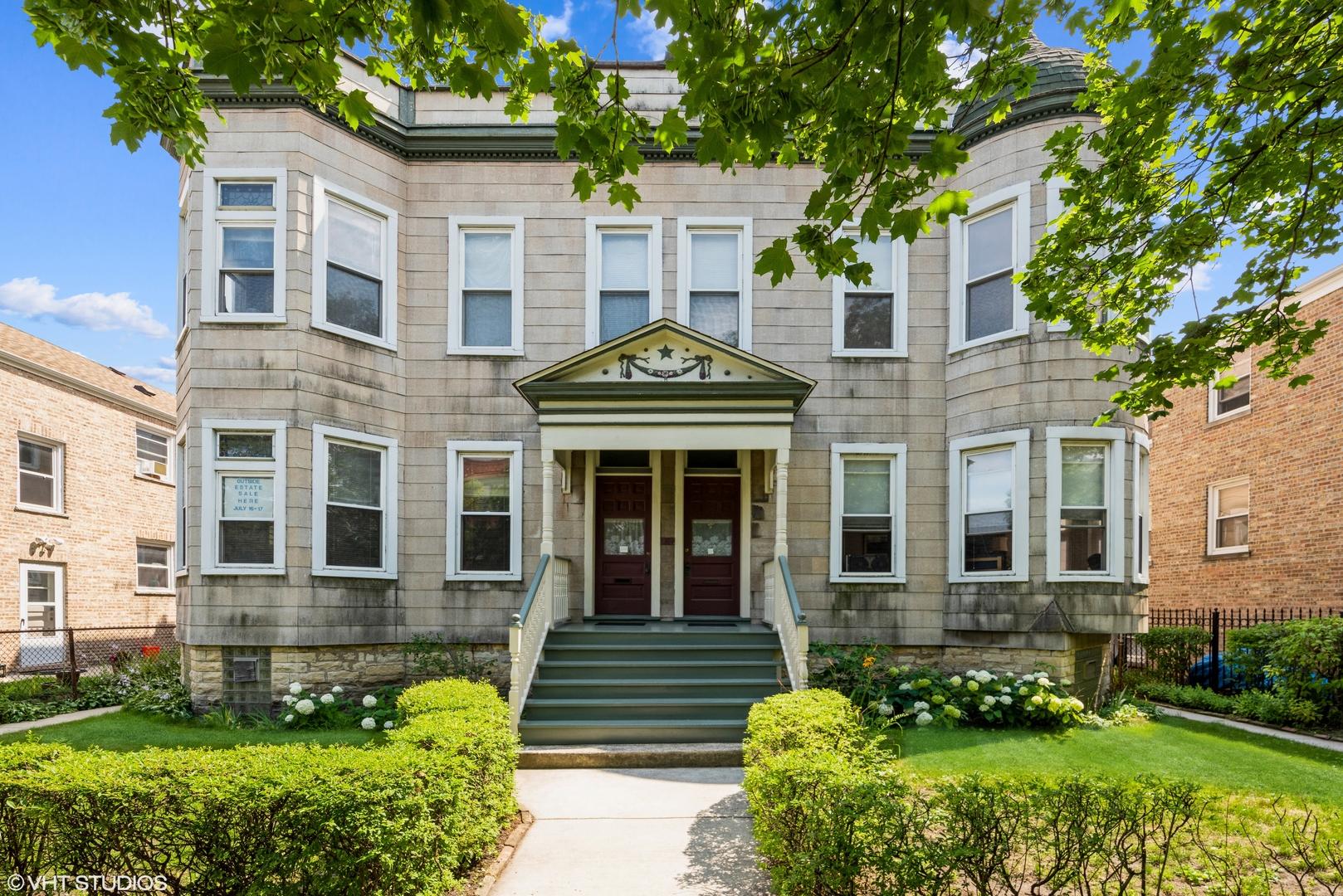 1619 W Balmoral Avenue, Chicago, IL 60640