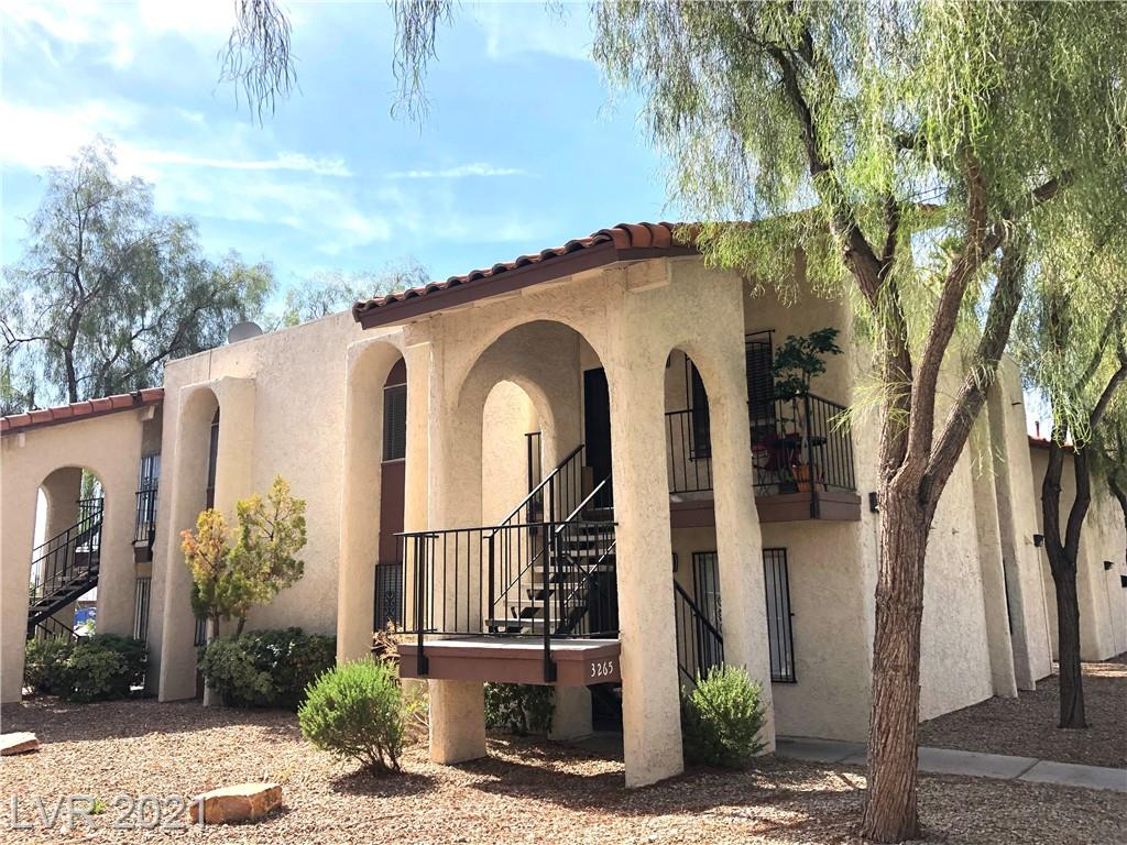GREAT LOCATION 2ND STORY CONDO WITH 2 BEDROOMS 2 BATHROOMS, LAMINATE FLOORING THROUGHOUT, KITCHEN W BREAKFAST BAR, GRANITE COUNTER TOP, COMMUNITY POOL&SPA. CLOSE TO SHOPPING AND DINING OPTIONS. THIS HOME WILL NOT DISAPPOINT!