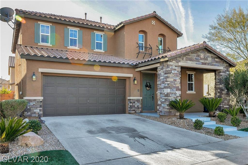 7055 GLENCOE HARBOR Avenue, Las Vegas, NV 89179