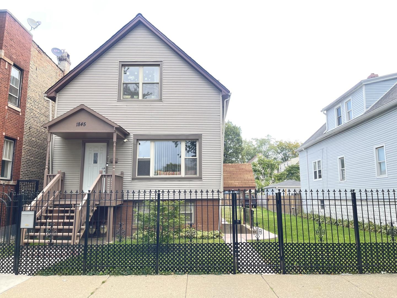 1845 N Tripp Avenue, Chicago, IL 60639