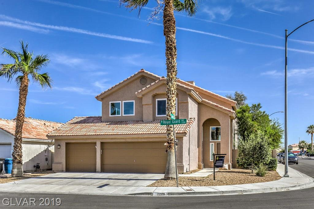 7229 ROYAL GUARD Avenue, Las Vegas, NV 89130