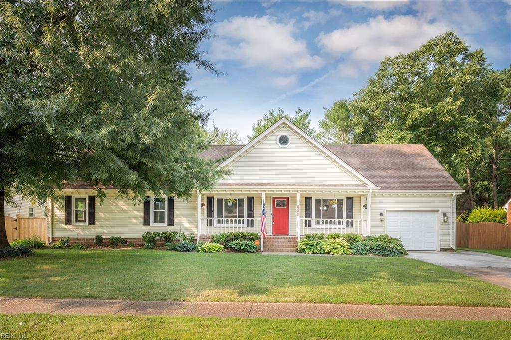 628 Briarwood Drive, Chesapeake, VA 23322