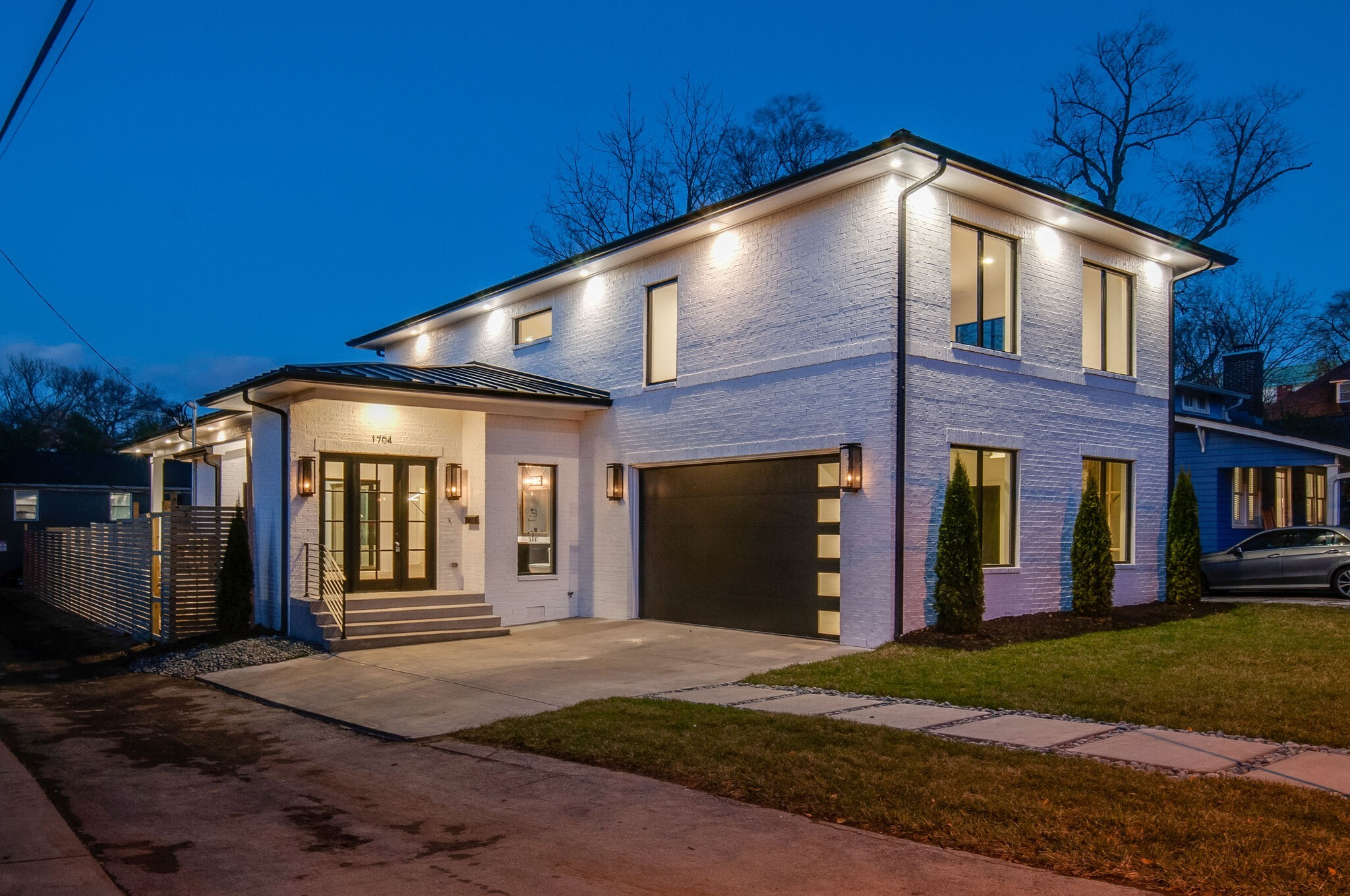 The search is over for your exquisitely executed urban abode in the Vandy-Hillsboro-Belmont district! Chic modern finishes & masterfully appointed designs adorn every square inch of this rare opportunity. Check off your entire wish list including a main floor spa-inspired master suite, IG envy dream kitchen, $30k of smart home features PLUS private entry suite over the garage for mother-in-law suite, AirBnB or office, etc. READY for immediate occupancy. Buyer allowance for back yard landscaping.