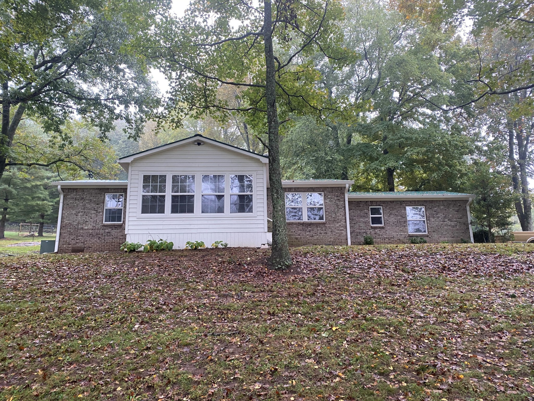 Looking for a Mini Farm, This Ranch home with a guest house will not disappoint!   This home features a 1 bed 1 bath guest house along with the fencing for separation of livestock, stalls, and lean-to structures for plenty of ag opportunities. Nestled in the tallest trees in Williamson County this property is relaxing as well as an opportunity.