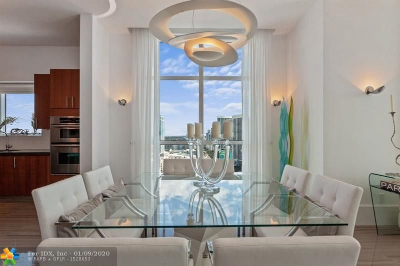 The largest penthouse unit in the building, with direct ocean and intracoastal views. Professionally designed by DKOR design, with over $250k in upgrades, which include Marble Flooring throughout, Soffit inverse LED lighting, smart home Lutron lighting, Smart home nest thermostats, Dayoris doors Granite counters, Italian style kitchen with state of the art appliances, Built in California closets in all 3 bedrooms. 12` ceiling, Beautifully decorated bathrooms, , All sheer window coverings, lots of built ins , beautiful balconies, with Amazing Views. Two assigned parking spots are also included. A must see property !!