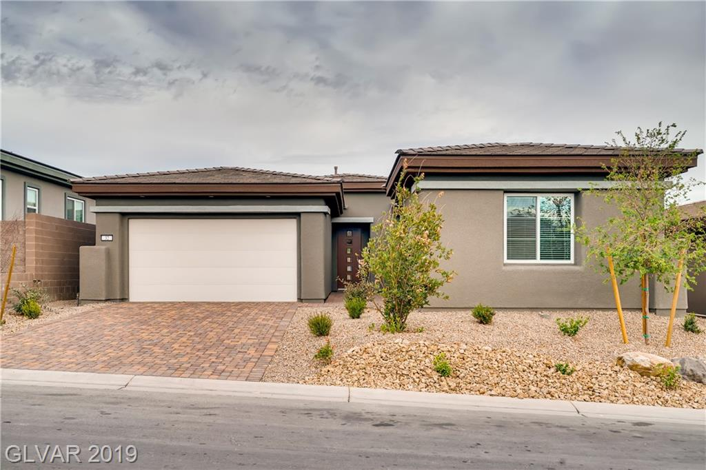 32 REFLECTION COVE Drive, Henderson, NV 89011