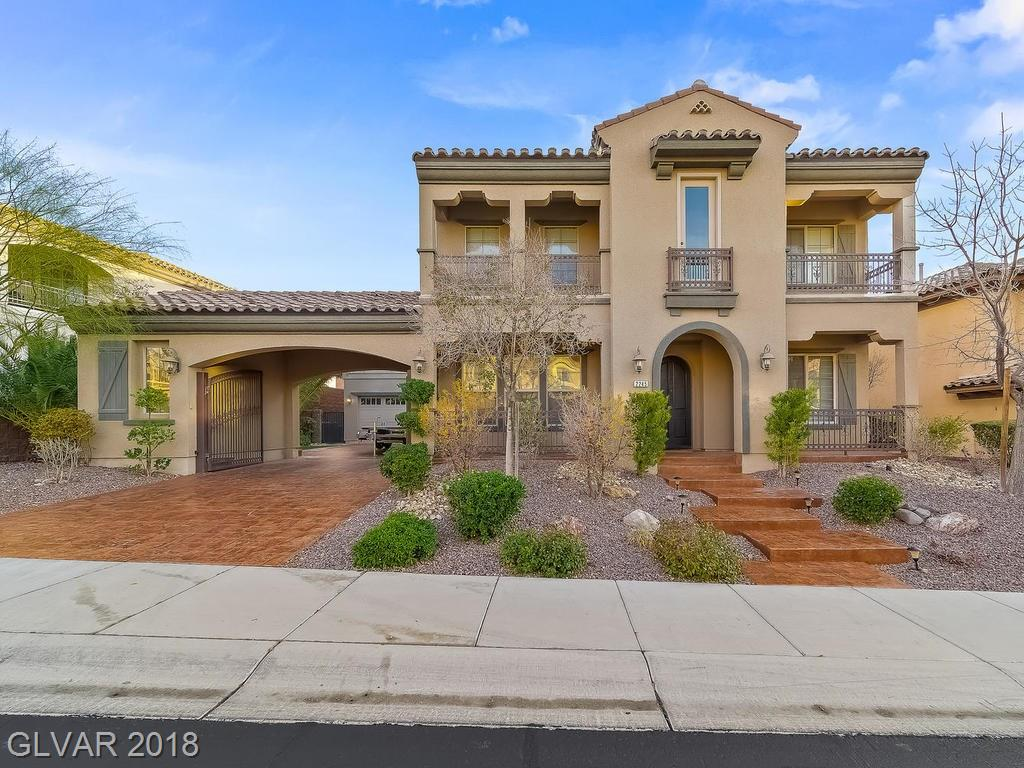 2245 BOUTIQUE Avenue, Henderson, NV 89044