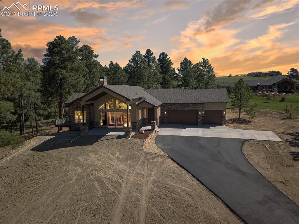 3514 Blue Heron Spring Lane, Colorado Springs, CO 80908