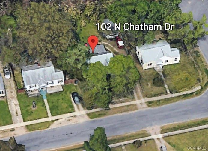 "Investors special.  Cute house that needs a little love.  3 bedrooms, 1 bathroom, kitchen, LR/eating area & screened in back porch.  Replacement windows  SOLD ""as-is"" Seller will make no repairs nor provide any inspections."