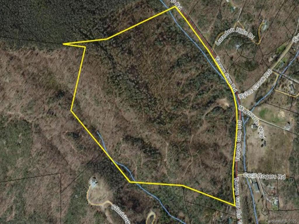 Large parcel of 92  acres ready for your vision offers a variety of features including Kyles Creek. Owned by family for over 95 years. So many possibilities to explore!