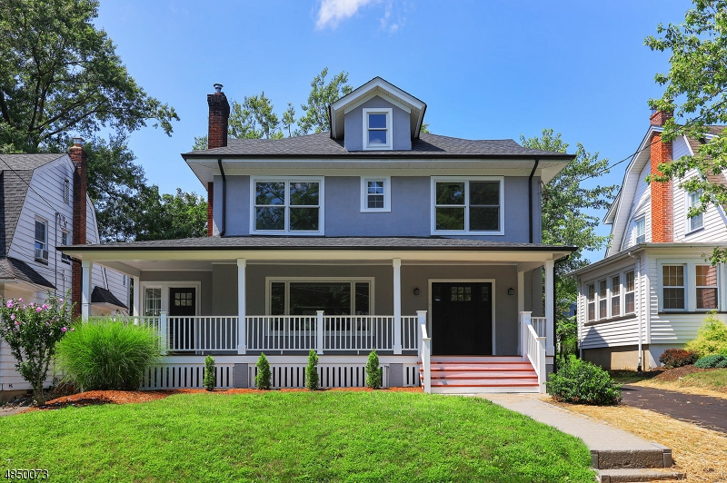 WOW - Fully renovated Colonial in Cutler Park neighborhood! All NEW - Kitchen, Baths, HDWD Floors, Roof, Electric, Plumbing, Front porch, Patio, etc... Ideal location, walk-to-town, Train and Hwys.
