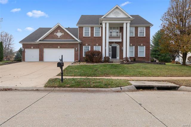 1208 Wildhorse Meadows Drive, Chesterfield, MO 63005
