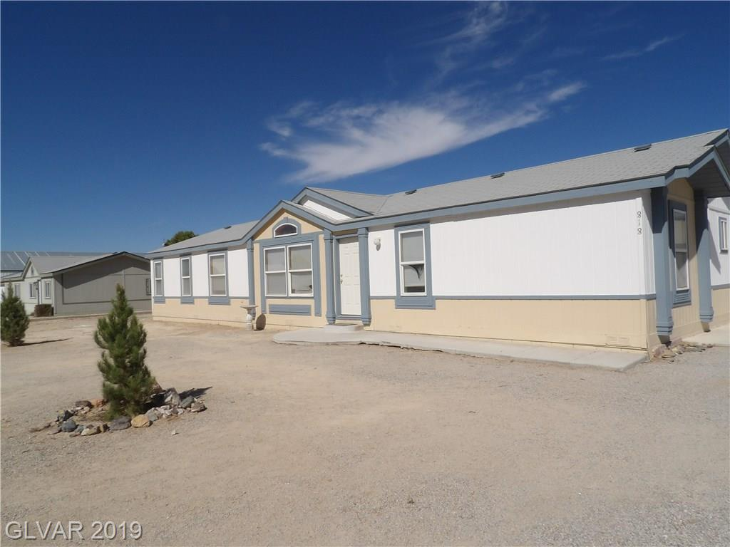 818 SKYHAWK Avenue, Sandy Valley, NV 89019