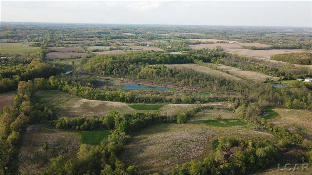 Trophy deer area, known for big bucks. Rolling terrain with the perfect mix of timber, brush, and fields. Many pinch points and travel corridors. The area is part of a section with nearly three square miles uninterrupted by a road crossing. Most of the work is done; food plots, water holes, screens make this turn key. Just add finishing touches. Sale can include three brand new Double Drop elevated hunting blinds. The property also offers ag and residential potential. There are building sites that are second to none. Setup a private showing today!