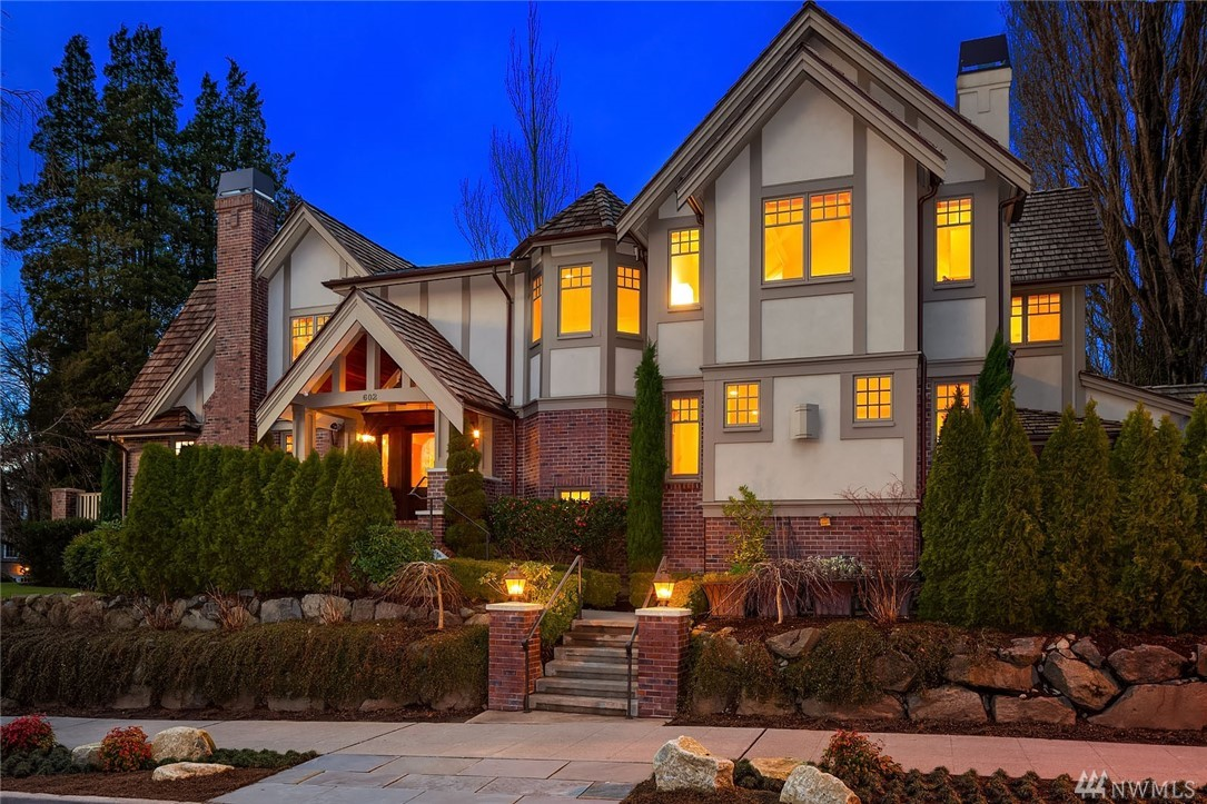 "There is a powerful presence to this special home ~ a tribute to good taste & classical design never goes out of style! The flawlessly executed interior is a marriage of exquisite form and function. Beautifully appointed kitchen/family room/breakfast rooms are the ""heart of this home"" with easy access from the oversized 2-car garage/mud-room & out to the charming patio.  A 1500+ bottle wine cellar, media/billiards rooms & a fantastic master suite complete with fireplace, vaulted ceilings & more!"