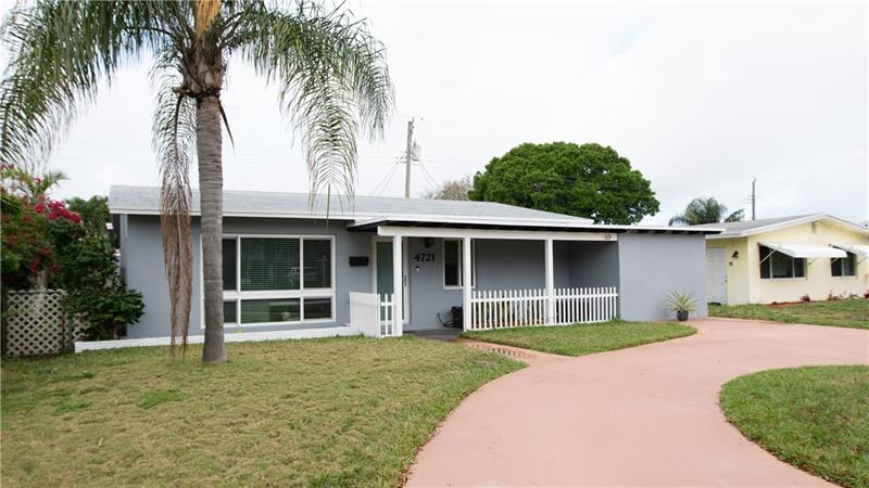 This updated 3/2 Oakland Park home has a new roof (2021), New Impact Doors and Windows (2019), New Appliances including water heater, New A/C Unit. This house is Turnkey and ready to move in. Home has a fully fenced back yard great for pets and a pool. Close to all the hot spots, including beach, shopping & restaurants. Make it yours today!