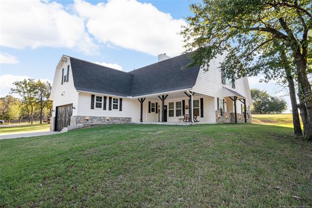 35894 Stone Creek Drive, Mannford, OK 74044