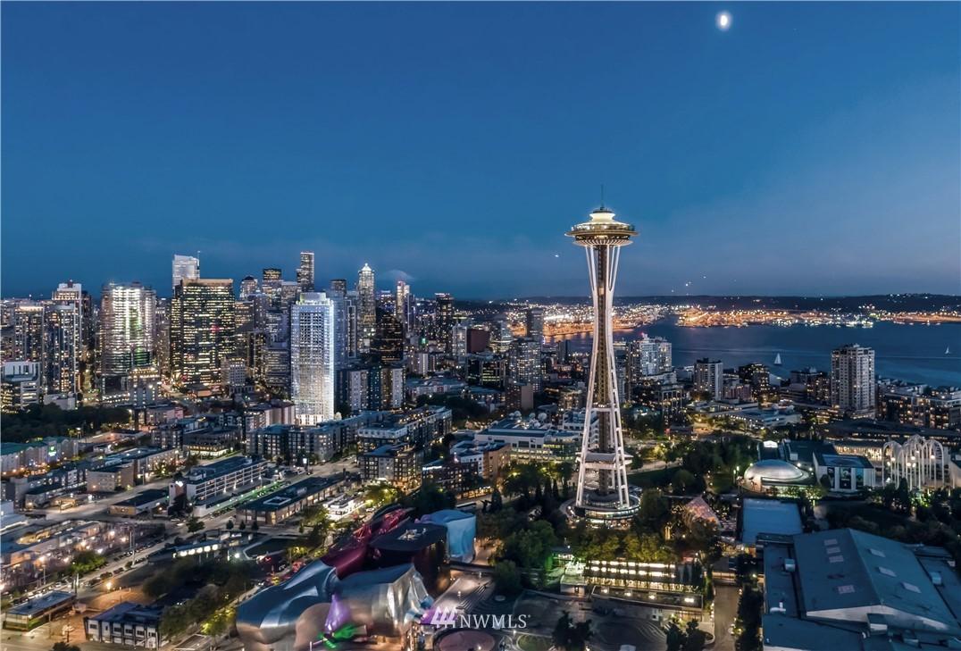 600 Wall Street 3407, Seattle, WA 98121