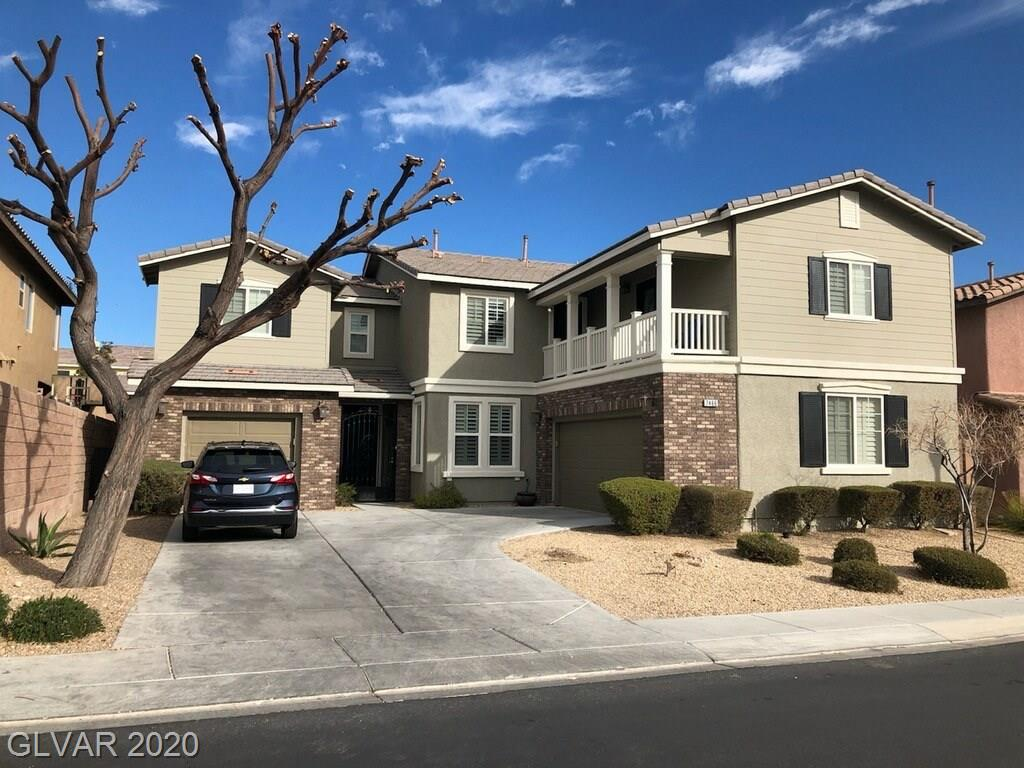 Beautiful 5 bedroom home in highly desirable Mountains Edge Community. Spacious open floor plan. Centrally located, close to schools, freeways and shopping.