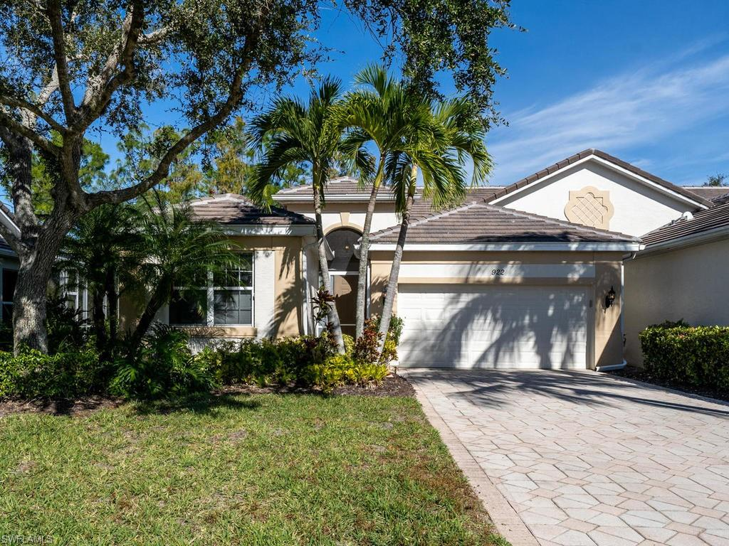 922 Fairhaven CT 21, NAPLES, FL 34104