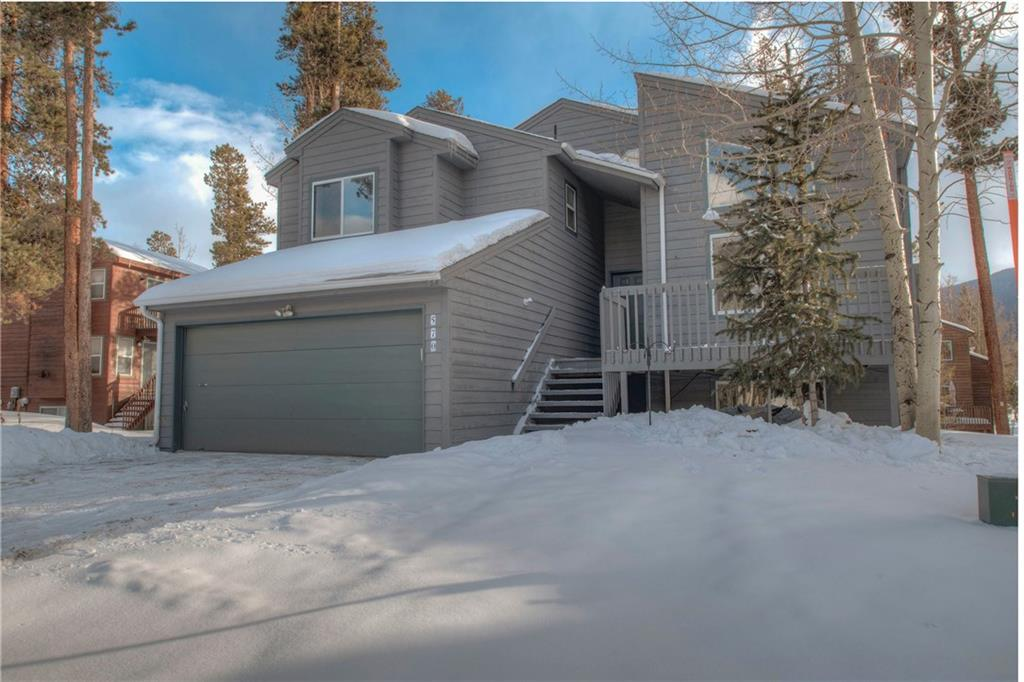 Bask in your fully remodeled single family home, conveniently located close to bike path/Summit Stage stop. Ride/Walk to Main St in Frisco, Walter Byron Park, Meadow Creek Park, grocery stores, shopping, restaurants, brewery's. Kitchen remodel designed by Aspen Grove. This home features a new modern open floor plan,vaulted ceilings,3 large decks with mountain views, fully updated bathrooms, custom master closet, new flooring, new carpet, and new granite countertops through out. Contact us today!