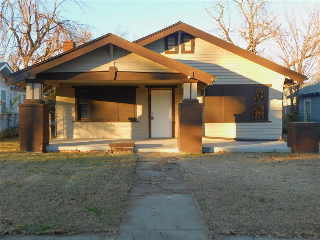 Location Location Location.   Calling all Investors...   Fantastic flip opportunity in a great area.   Tear out has been completed.   Ready to start...   Hottest area in OKC.