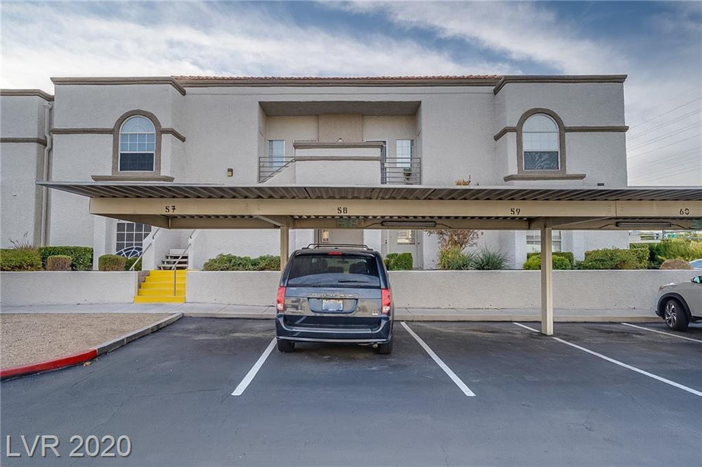 Located in the Desert Shores Community this 2 bedroom, 2 bath condo, 981 sq ft, is on the first floor and has over 13 k in upgrades. Parks, lake, and the beach are  just some of the amenities this community has to offer. Make this your new home today!