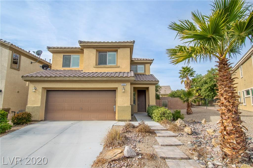 433 HIDDEN HOLE Drive, Las Vegas, NV 89148