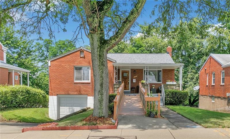 1153 Stanton Terrace, Stanton Heights, PA 15201